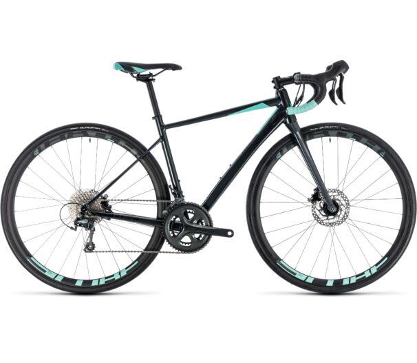 Cube Axial WS Race Disc White'nBerry 2018 Kerékpár