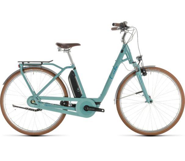 Cube ELLY CRUSIE HYBRID 400 pistachio´n´blue 46 cm 2019 kerékpár