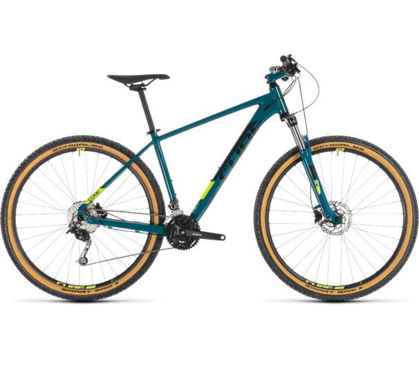 """Cube AIM SL pinetree´n´flashyellow 29"""" 2019 kerékpár"""