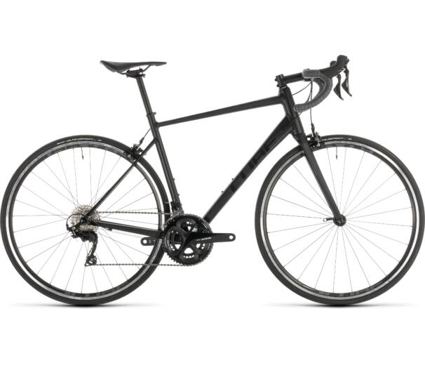 Cube ATTAIN SL black´n´grey 2019 kerékpár