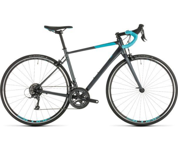 Cube AXIAL WS iridium´n´aqua 2019 kerékpár