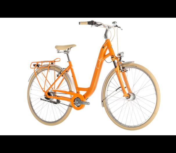 Cube ELLA CRUISE orange´n´cream 2019 kerékpár