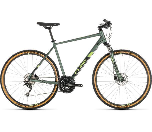 Cube NATURE EXC green´n´black 2019 kerékpár