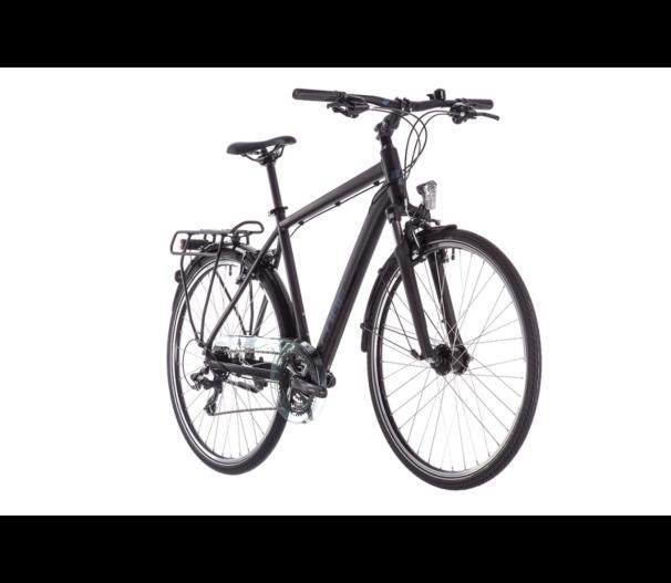Cube TOURING black´n´blue 2019 kerékpár