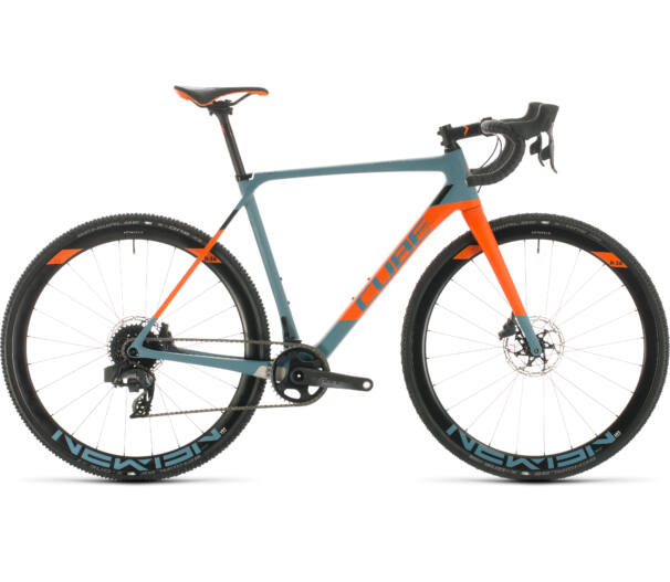 Cube CROSS RACE C:62 SLT bluegrey´n´orange 2020 kerékpár
