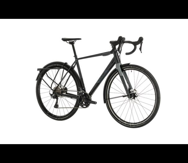 Cube NUROAD RACE FE black´n´iridium 2020 kerékpár