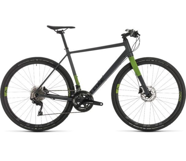 Cube SL ROAD RACE iridium´n´green 2020 kerékpár