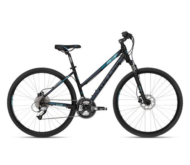 Kellys CLEA 90 Black Aqua kerékpár 2019