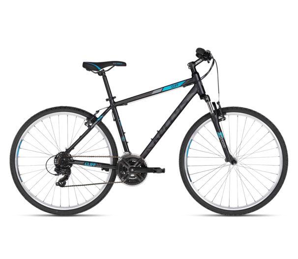 Kellys CLIFF 10 Black Blue kerékpár 2018