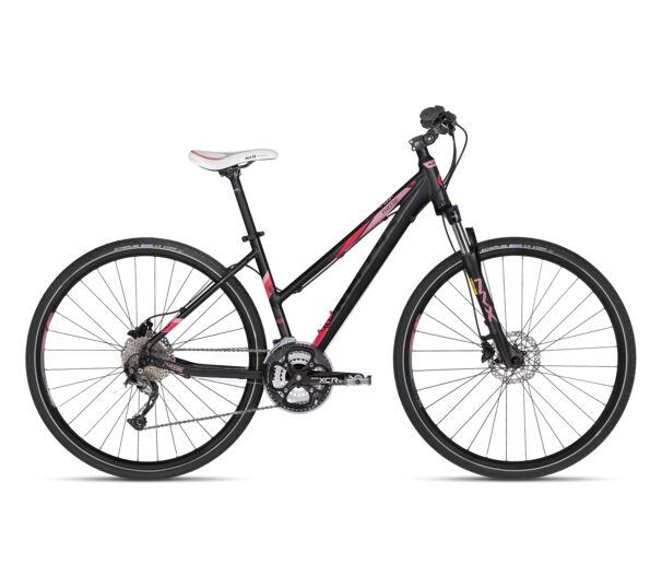 Kellys PHEEBE 30 Dark Pink kerékpár 2018