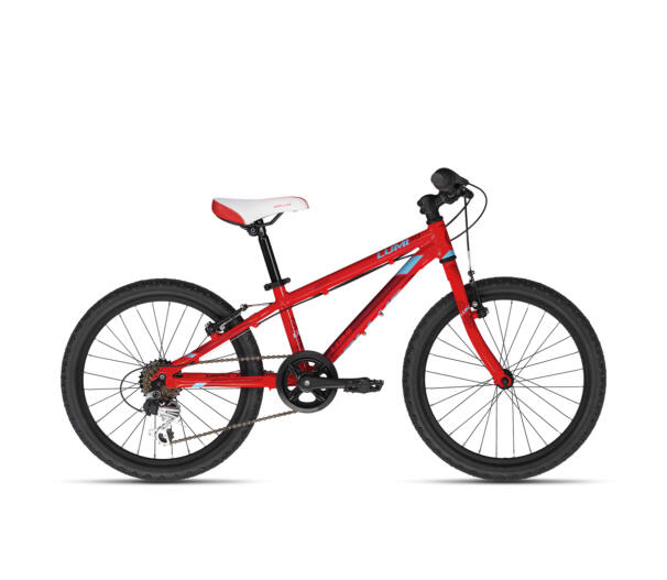 Kellys LUMI 30 RED 2018 kerékpár