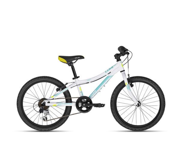 Kellys LUMI 30 WHITE 2018 kerékpár