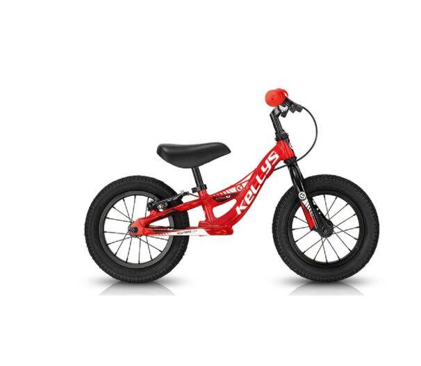 Kellys KITE 12 RACE RED futókerékpár fékkel