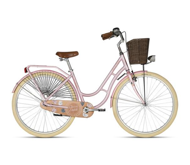 Kellys CLASSIC DUTCH Coral 2018 kerékpár