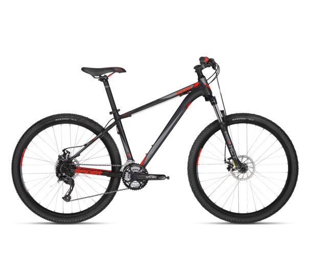 """Kellys SPIDER 10 BLACK 2018 27.5"""" kerékpár S"""