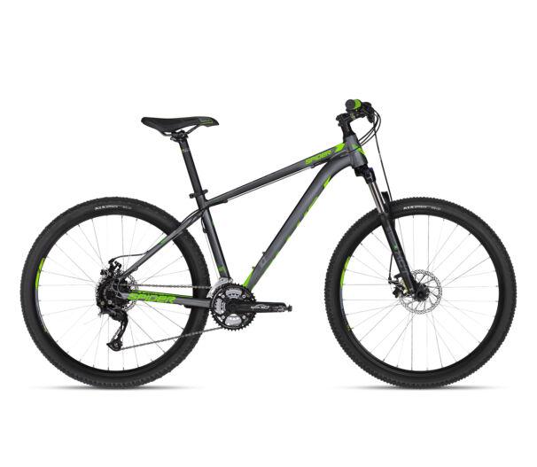 """Kellys SPIDER 10 GREEN 2018 27.5"""" kerékpár M"""