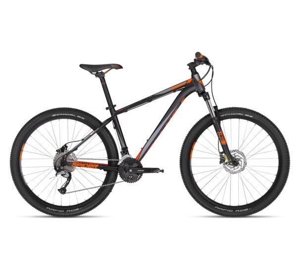 """Kellys SPIDER 50 2018 27.5"""" kerékpár XS"""