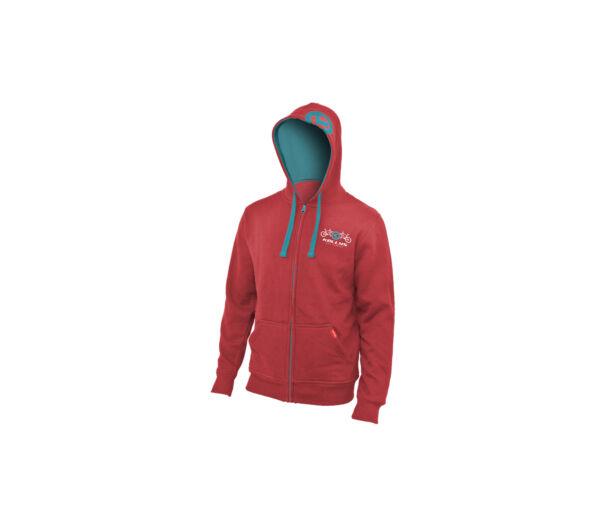 KLS Basic Coral hoodie M