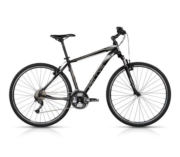 Kellys PHANATIC 10 Black 2017 kerékpár