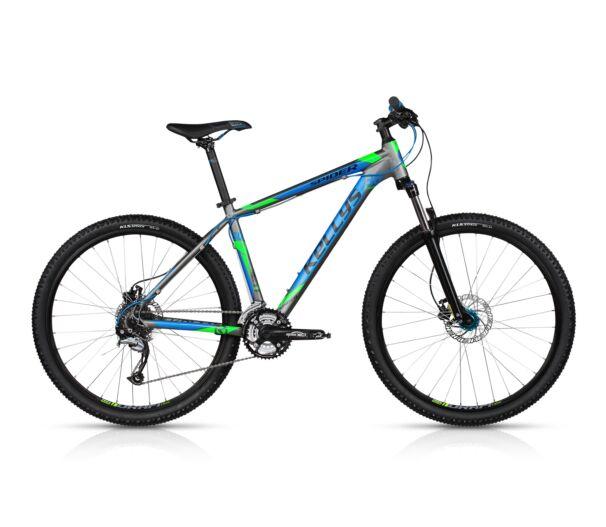 Kellys SPIDER 30 Grey Blue 2017 kerékpár