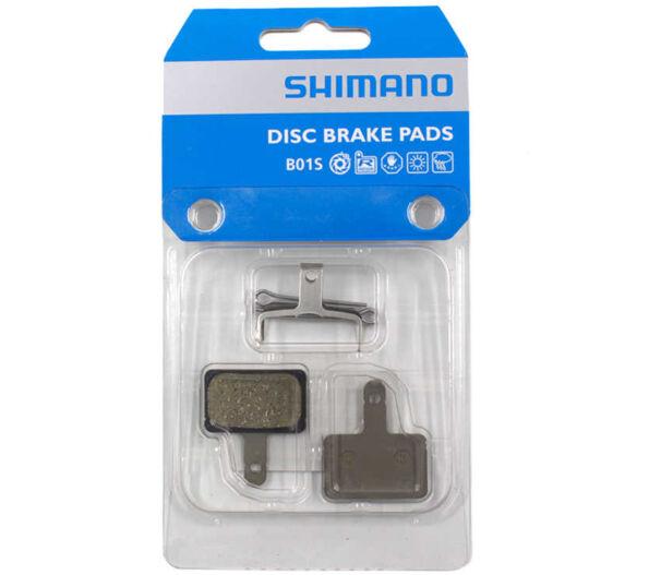 Shimano B01S Hidraulikus/mechanikus műgyanta fékbetét