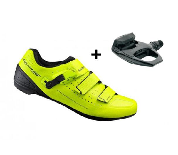 Shimano RP5 kerékpáros cipő
