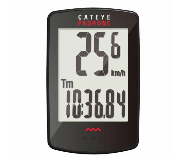 Cateye Padrone vezeték nélküli kerékpáros kilométeróra