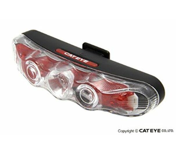 Cateye TLLD650 Raid 5 kerékpáros hátsó lámpa