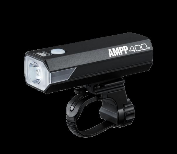 Cateye AMPP 400 USB tölthető első lámpa