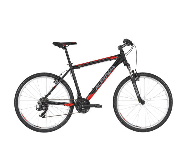 Alpina ECO M20 black'n'red kerékpár 385mm (XS)