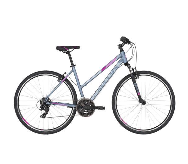Kellys CLEA 10 kerékpár Grey'n'pink 2019