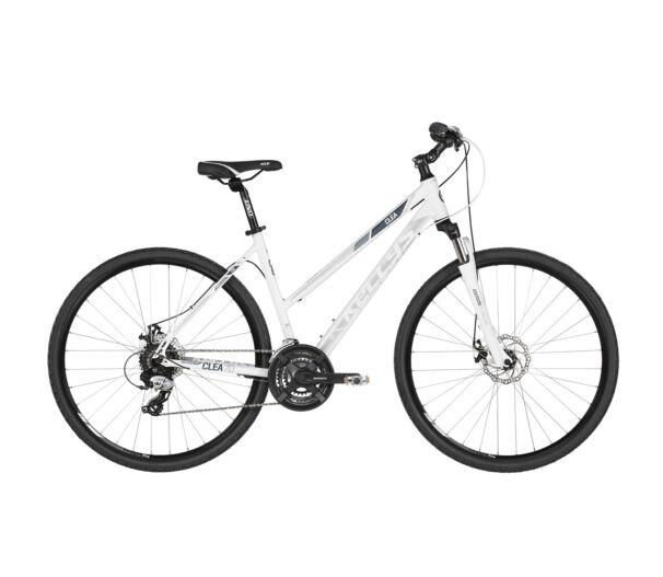 Kellys CLEA 70 White kerékpár 2019