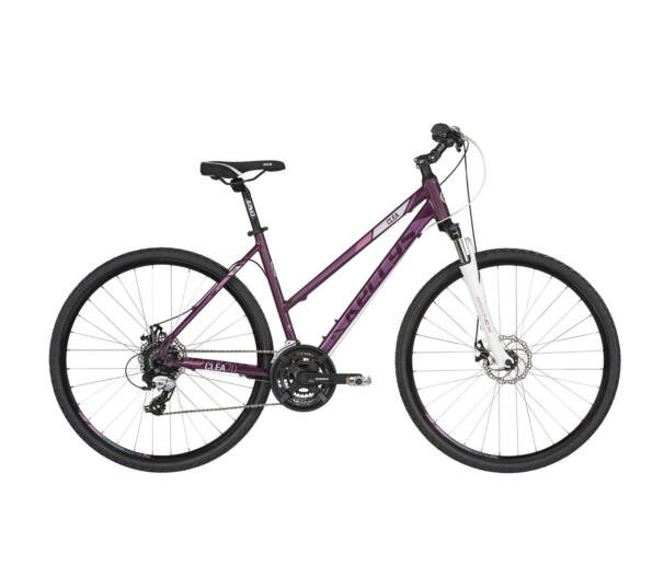 Kellys CLEA 70 Violet kerékpár 2019