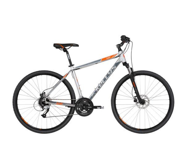 """Kellys CLIFF 90 XL Grey 2019 kerékpár 23"""""""