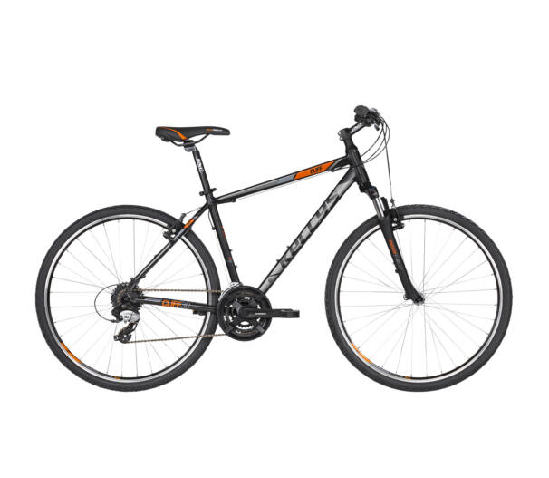 Kellys CLIFF 30 2019 black'n'orange kerékpár