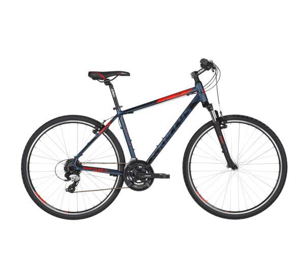 Kellys CLIFF 30 2019 blue'n'red kerékpár