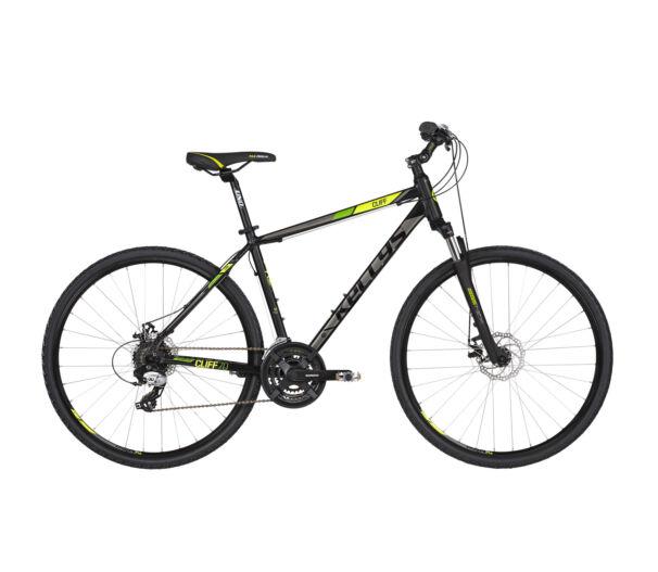 Kellys CLIFF 70 2019 Black'n'green kerékpár