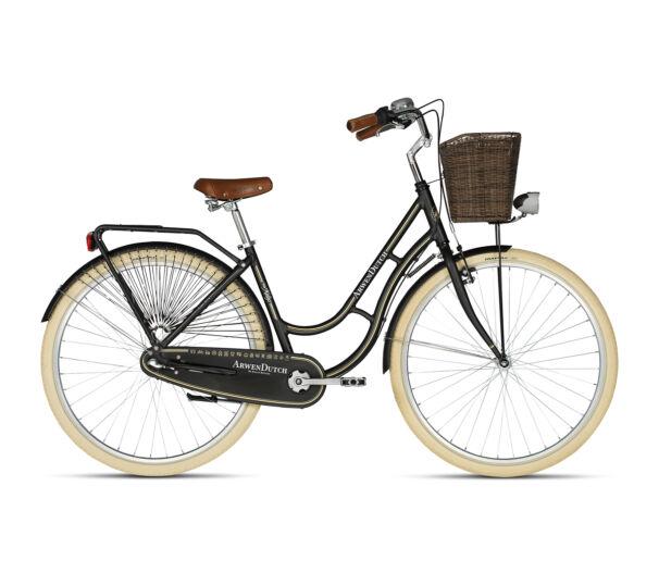 Kellys ARWEN DUTCH Black 2019 kerékpár
