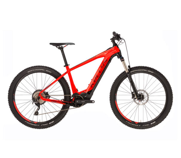 "Kellys TYGON 50 red 504wh 27,5"" S 2020 ebike"