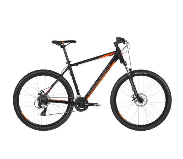 """Kellys MADMAN 30 Black 2019 27,5"""" L kerékpár"""
