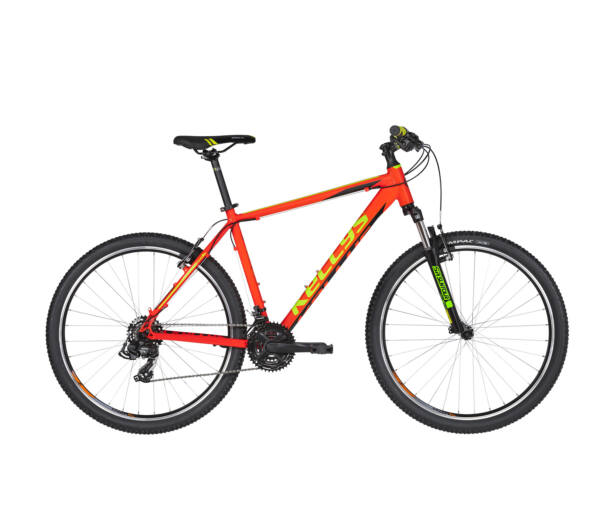 """Kellys MADMAN 10 2019 Neon'n'Orange  27,5"""" kerékpár"""