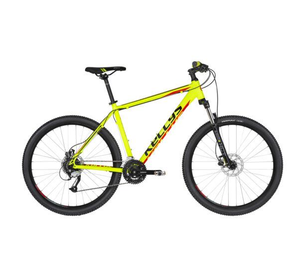 "Kellys MADMAN 50 2019 Neon'n'Lime  27,5"" kerékpár"
