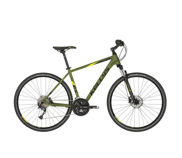 Kellys PHANATIC 30 2019 olive kerékpár