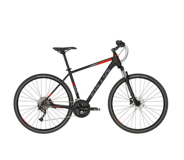Kellys PHANATIC 30 2019 black kerékpár