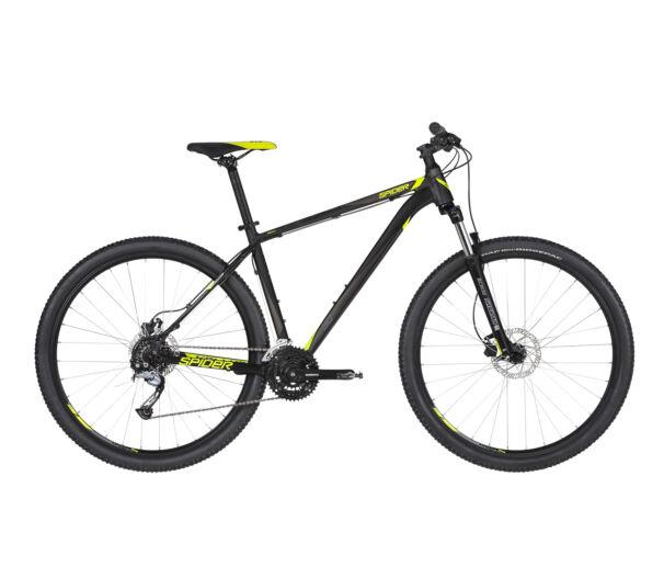 Kellys SPIDER 30 Black  2018 kerékpár