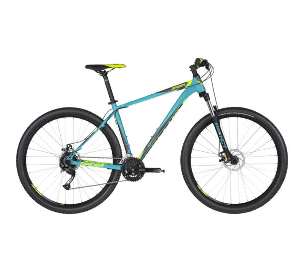 """Kellys SPIDER 10 Turquoise 29"""" 2019 kerékpár"""