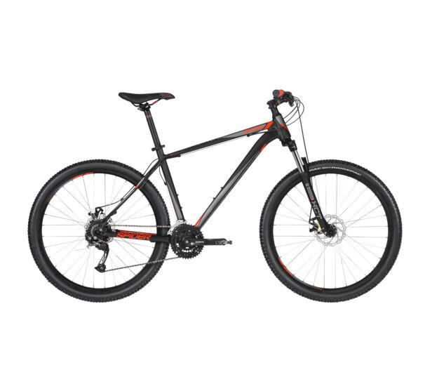 """Kellys SPIDER 10 2019 Black  27,5"""" kerékpár"""