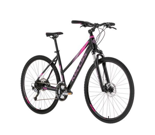 Kellys PHEEBE 10 Dark Purple 2020 kerékpár