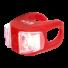 Kép 2/3 - KLS Twins piros lámpaszett